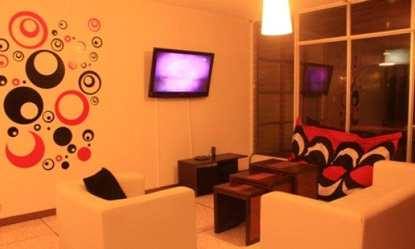 Hostal In & basic  Lounge