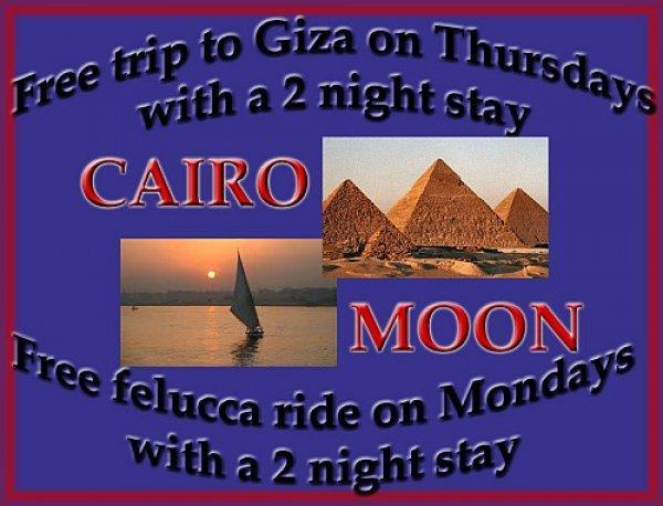 Cairo Moon Hotel