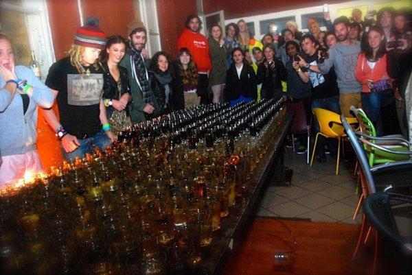 Hostal Grandio Party