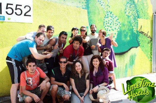 Hostal LimeTime s Sao Paulo