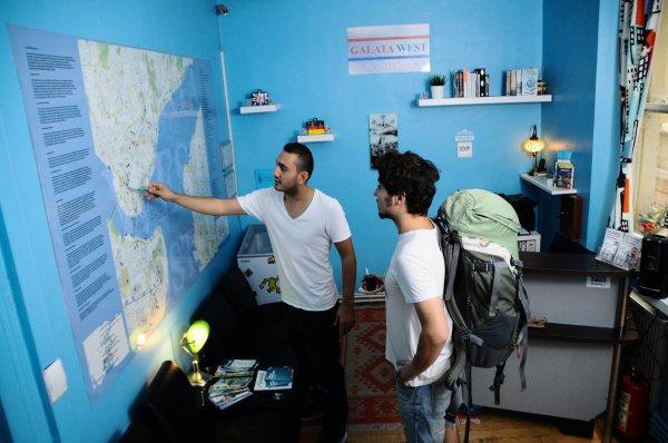 Hostal Galata West