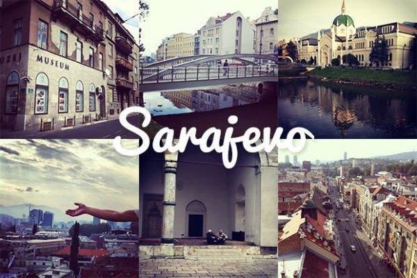 Nocenje u Sarajevu