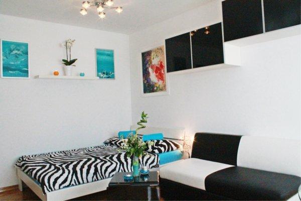Apartment studio Wizard Zagreb