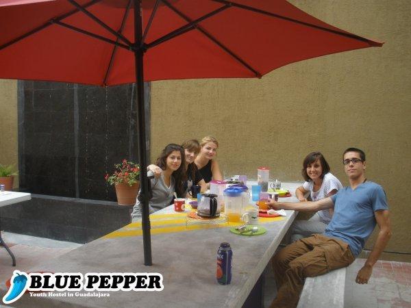Hostal Blue Pepper  Chapultepec