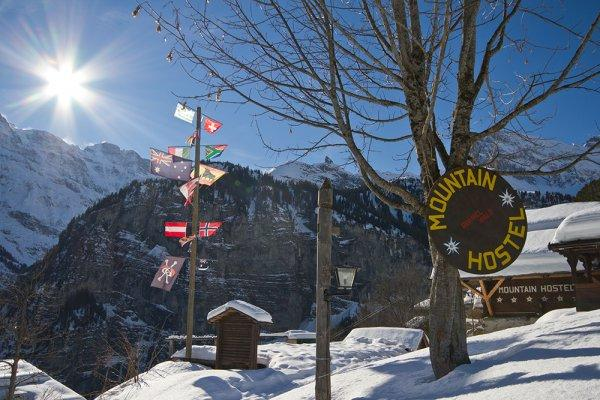 Hostal Mountain  Gimmelwald