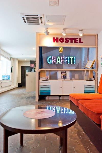 Hostal Graffiti L