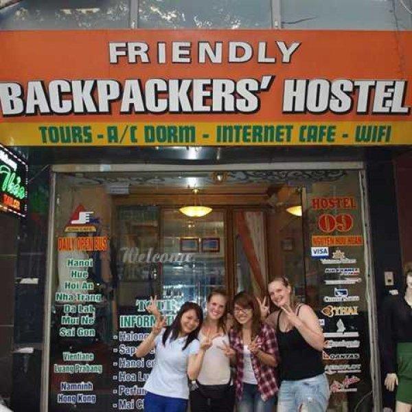 Hostal Friendly Backpackers