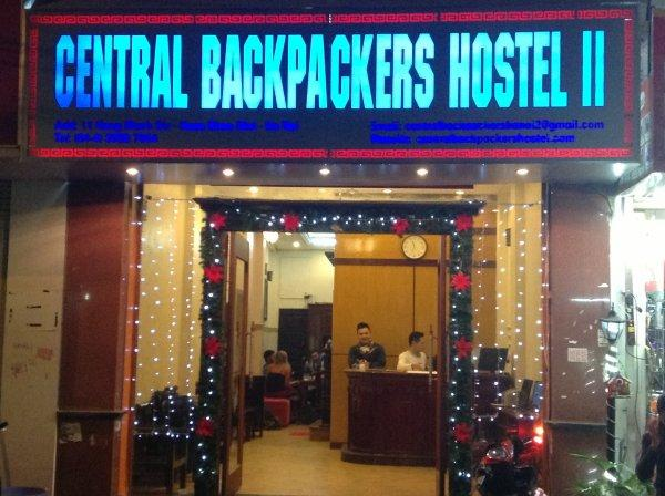 Hostal Central Backpackers  II