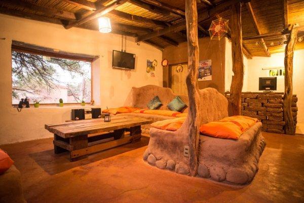 Hostal Aji Verde  San Pedro