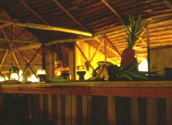 Natural reserve Heliconia Ecolodge