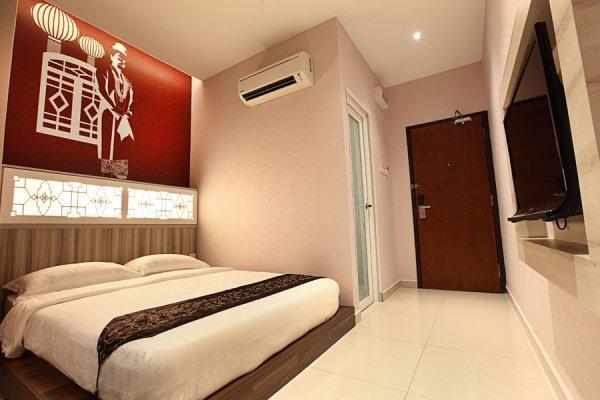 Sri Enstek Hotel near to KLIA & KLIA2