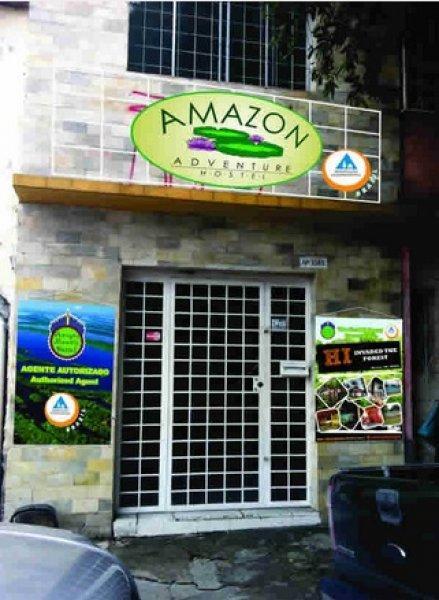 Hostal Amazon Adventure