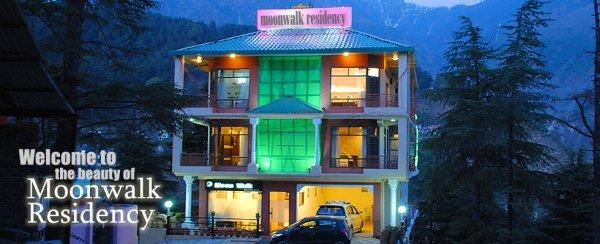 Hotel Moon Walk Residency