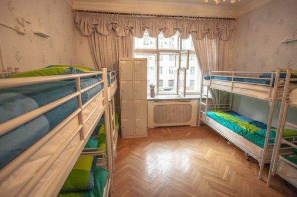 Hostal My  Moscow on Tverskaya