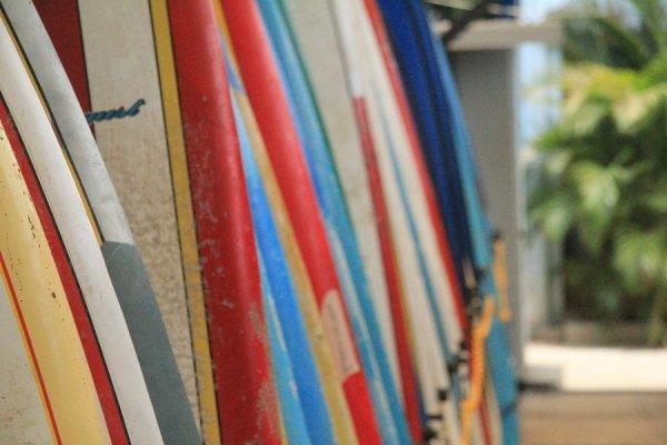 Hostal Blue Trailz  & Surfcamp