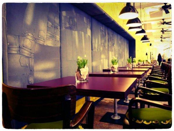 Hostal Superbude St. Pauli - Hotel  Lounge