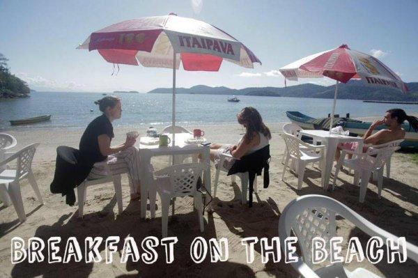 Hostal Paraty Beach