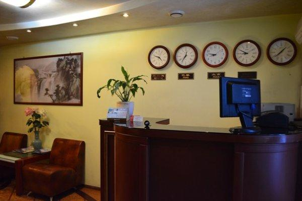 Mini hotel Krasny Terem