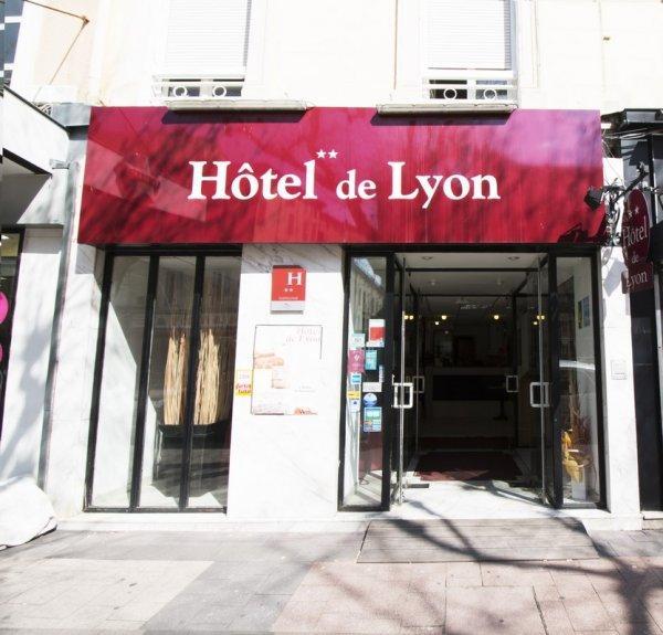 Hôtel de Lyon