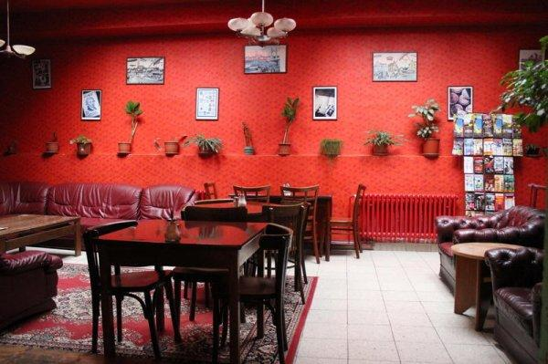 Hostal  Marabou Prague