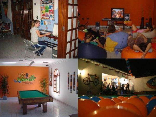 Hostal Jodanga Backpackers