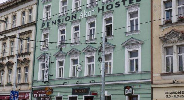 Akát Pension