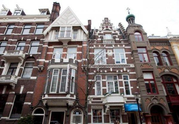 Quentin England Amsterdam