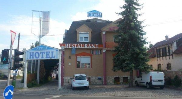 Attila Hotel Pension