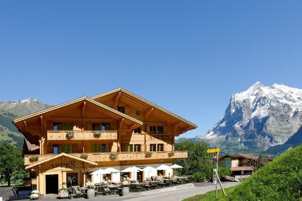 ASPEN alpin lifestyle hotel