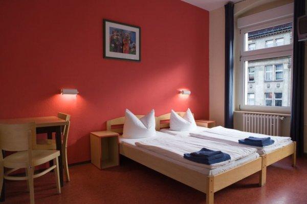 Hostal acama Hotel +  Schöneberg