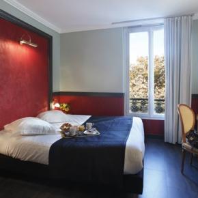 Hostales y Albergues - Adonis Hôtel Marseille Vieux Port