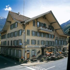 Hostales y Albergues - Hotel Baeren