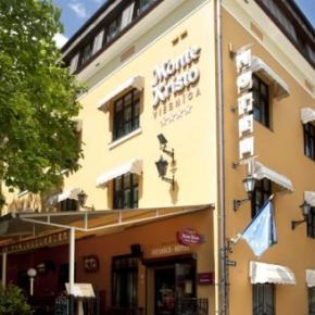 Hostales y Albergues - Monte Kristo