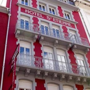Hostales y Albergues - Hôtel Saint Etienne