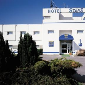 Hostales y Albergues - Hotel Stars Reims