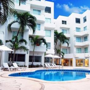 Hostales y Albergues - Ramada Cancun City Hotel