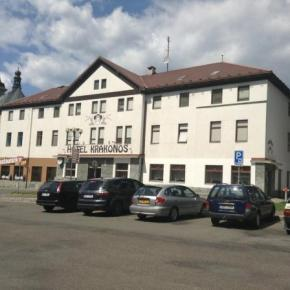Hostales y Albergues - Hotel Krakonoš