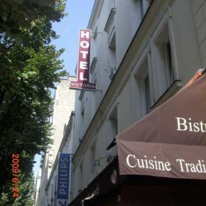 Hostales y Albergues - Hotel Victoria - Paris