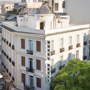 Hostales y Albergues - Cecil Hotel - Athens