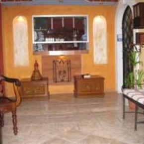 Hostales y Albergues - Hotel Casa Santorini