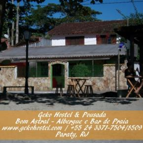 Hostales y Albergues - Hostal Geko  and Pousada Paraty