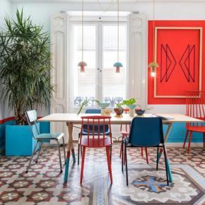 Hostales y Albergues - Hostal Valencia Lounge