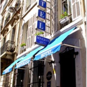Hostales y Albergues - Hotel Montgrand