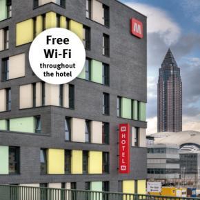 Hostales y Albergues - MEININGER Hotel Frankfurt/Main Messe