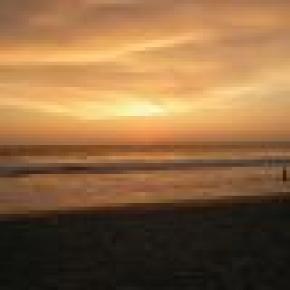Hostal Manglaralto Sunset