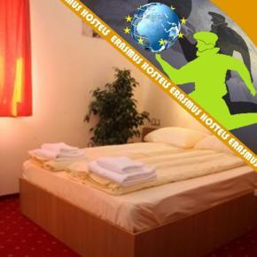 Hostales y Albergues - Hotel/Motel Vector