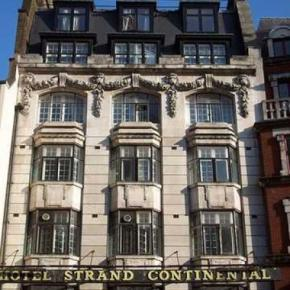 Hostales y Albergues - Hotel Strand Continental