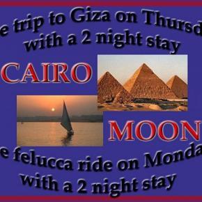 Hostales y Albergues - Cairo Moon Hotel