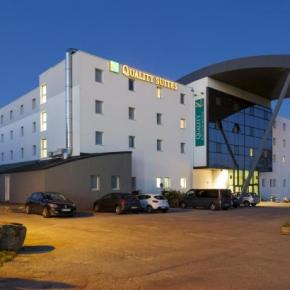 Hostales y Albergues - Quality Hotel et Suites Nantes Atlantique
