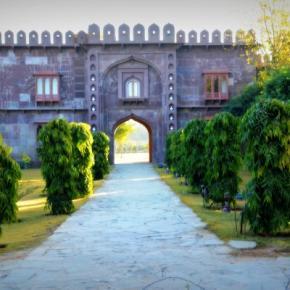 Hostales y Albergues - Pushkar Fort